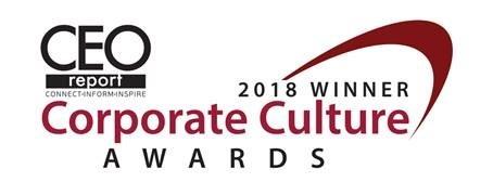 2018 CEO Report Corporate Culture Awards