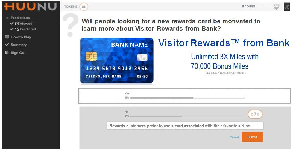 HUUNU Bank Prediction