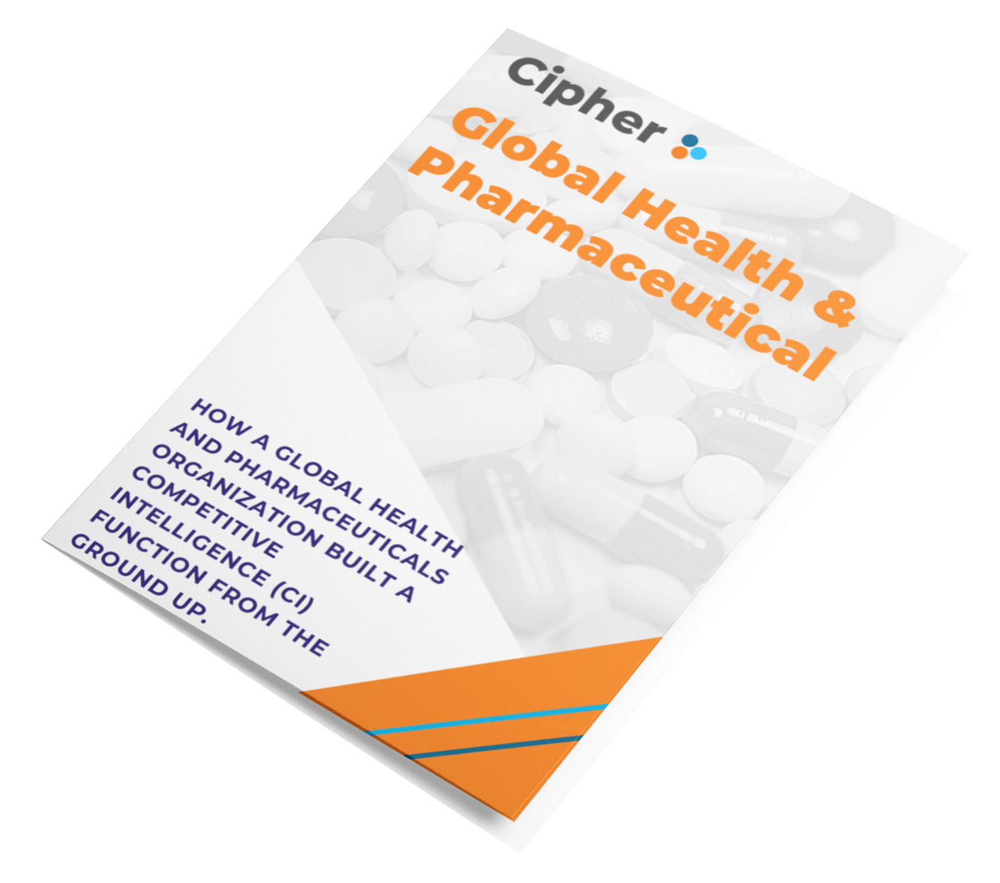 Pharma Case Study Cover