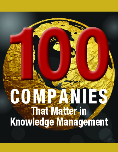 Cipher Named a Top 100 Company by KMWorld