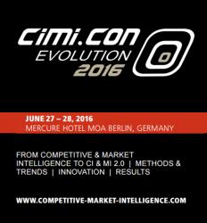 Cipher Sponsors CiMiCON Evolution 2016 Conference