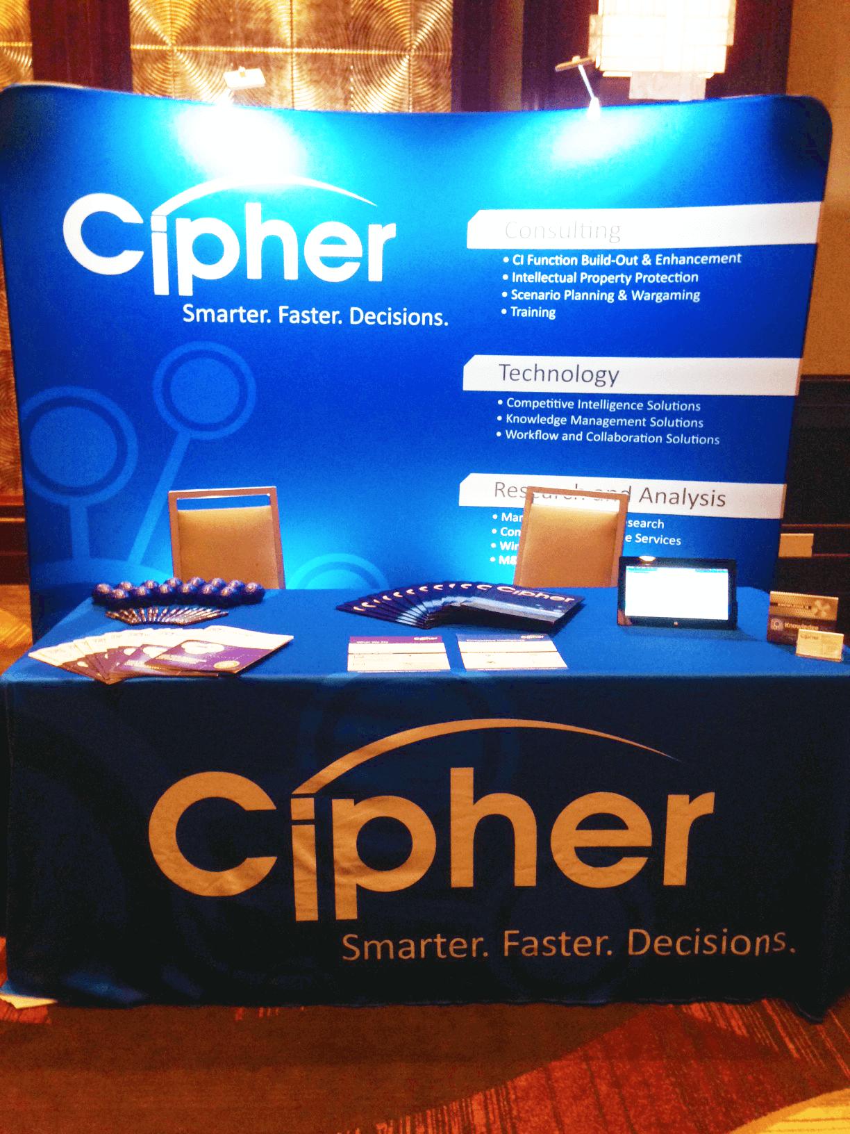 Cipher Sponsors Strategic Planning Innovation Summit in NYC Dec 5 6