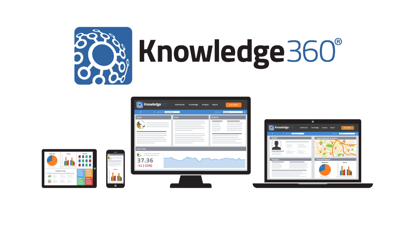 Cipher Releases Knowledge360: AI-Powered Competitive Intelligence Software