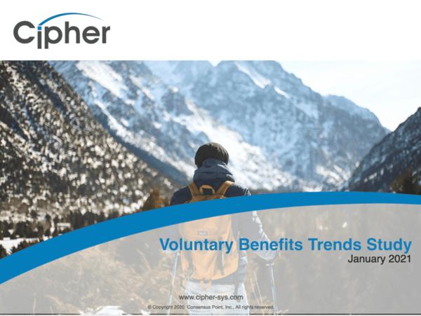 2021 Voluntary Benefits Study Released