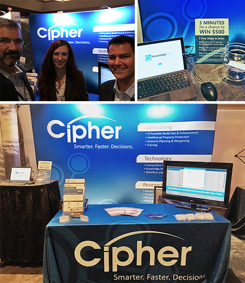 Cipher Debuts New Knowledge360 Life Sciences Module at PharmaCI