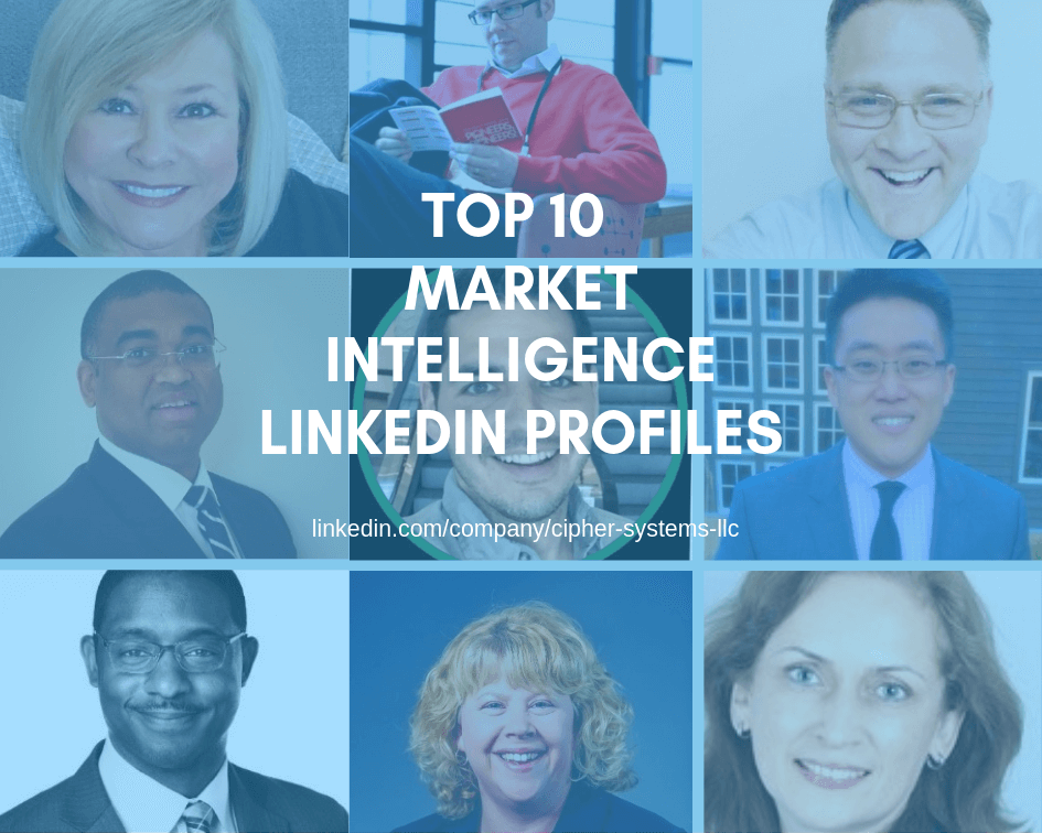 Top LinkedIn Market Intelligence Profiles for the Healthcare Industry